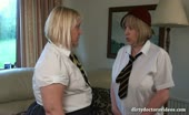 Two Naughty Schoolgirls