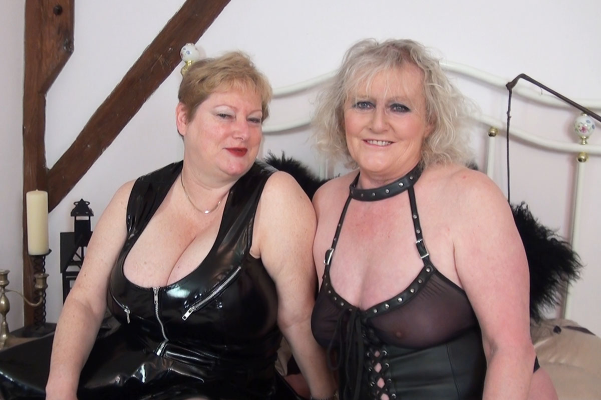 Two Horny Mistresses