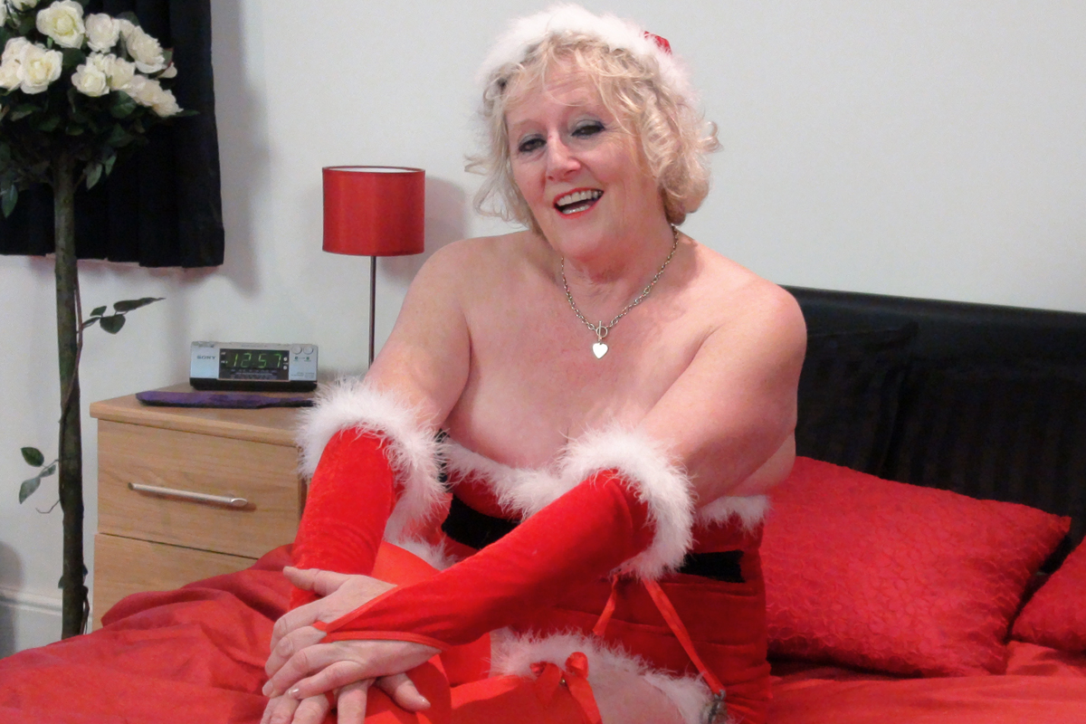 Mrs Santa's Christmas Surprise