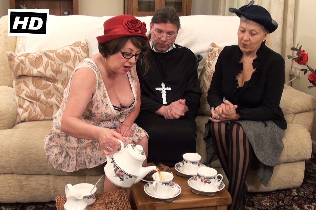 More Tea Vicar