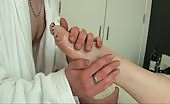 Captain Trisha's Foot Massage