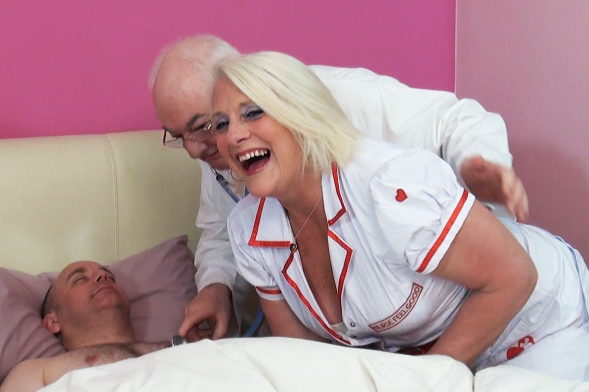 The Naughty Nurse