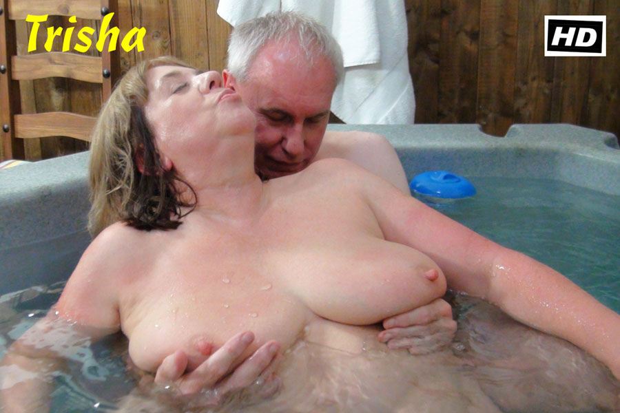 Fun In The Jacuzzi