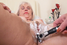 Shaving Lady Sextasy