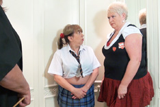 Summoned to the Headmistress