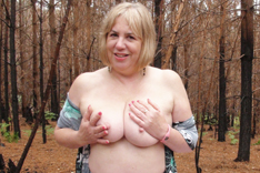 Trisha�s walk in the Woods