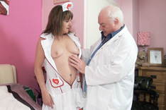 Pandora the Naughty Nurse
