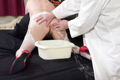 Nurse Trisha�s Annual Internal Examination